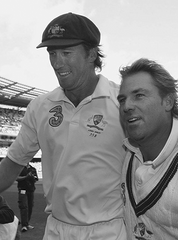 The Ashes – 2006-07 - Farewell to Two Greats