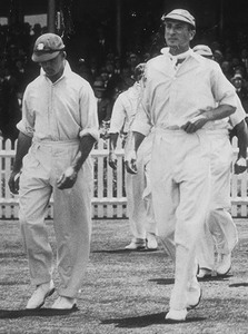 The Ashes – 1932-33 – The Bodyline Series
