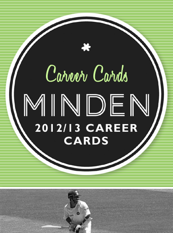 Advanced Career Cards: Annual Set for 2012/13