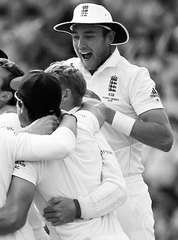 The Ashes – 2015 – Third time's a charm