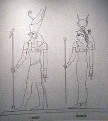 Egyptian Gods and Goddesses at the Carnegie Museums