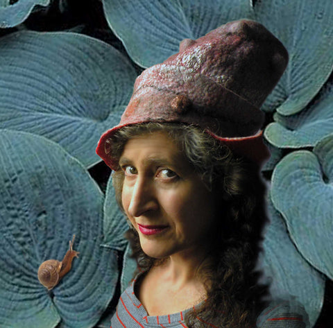 Hat Attack for Hosta Lady
