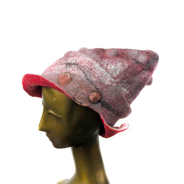 Pastel Colored Newsboy Hat