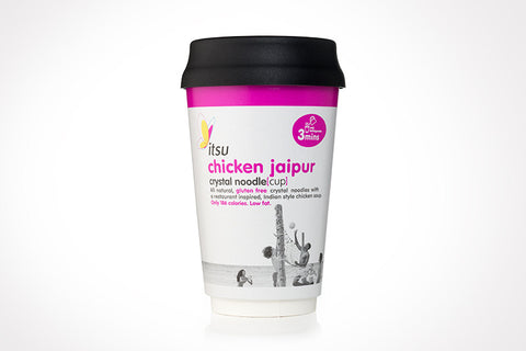 chicken jaipur crystal noodle[cup]