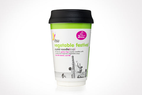 vegetable festival crystal noodle[cup]