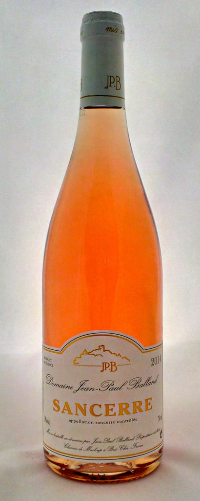 Jean-Paul Balland - Sancerre Rosé 2014 -