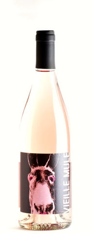 Vieille Mule Rose Jeff Carrel, Cotes Catalanes FRANCE LANGUEDOC ROUSSILLON PROVENCE [2017]