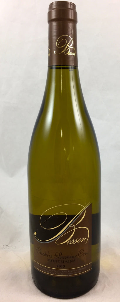 Chablis 1er Cru Montmains Besson FRANCE BURGUNDY [2017]
