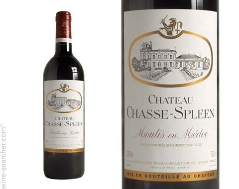 Château Chasse Spleen 2016 (OWC/6)