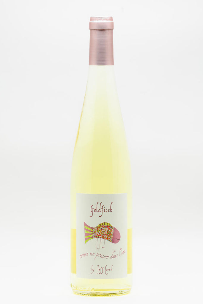 Goldfish Riesling Jeff Carrel, Igp Pays D'herault FRANCE LANGUEDOC ROUSSILLON PROVENCE [2016]