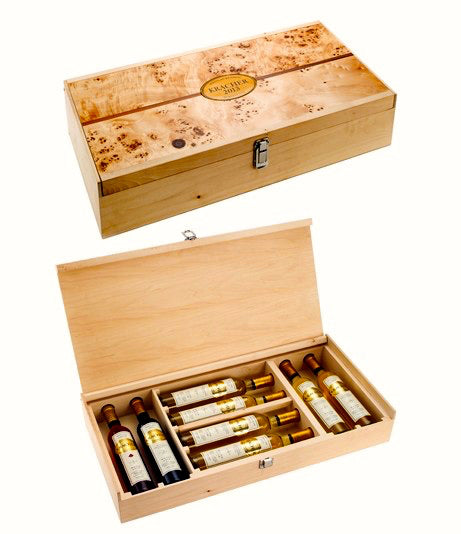 Collection Box TBA No 1 > No 8 Alois Kracher AUSTRIA BURGENLAND [2013]- Double Magnum