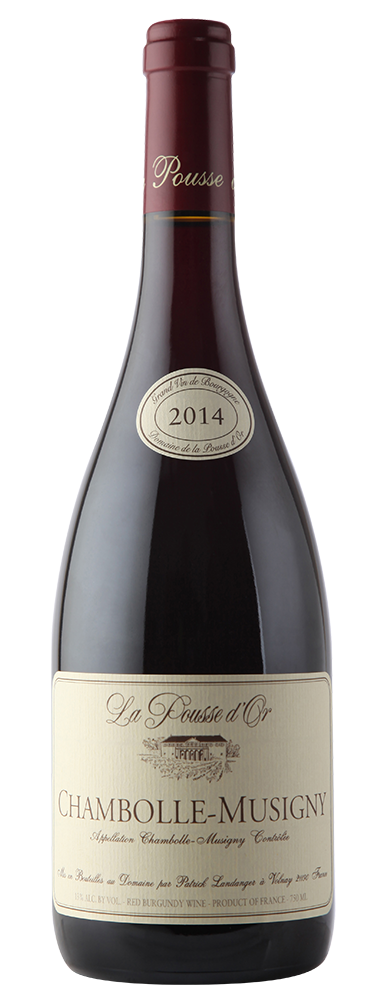 Chambolle Musigny La Pousse D'or FRANCE BURGUNDY [2012]