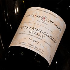 Nuits Saint Georges 1er Cru Cailles Robert Chevillon FRANCE BURGUNDY [2014]