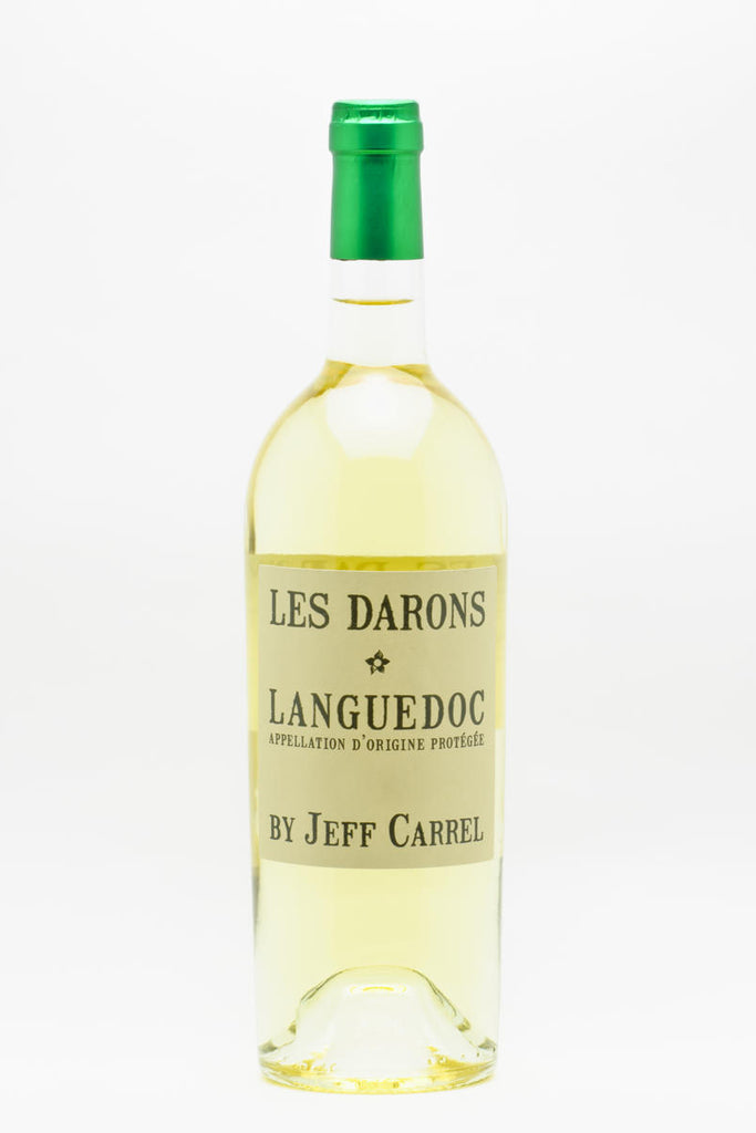Les Darons Blanc Jeff Carrel, Languedoc FRANCE LANGUEDOC ROUSSILLON PROVENCE [2014]