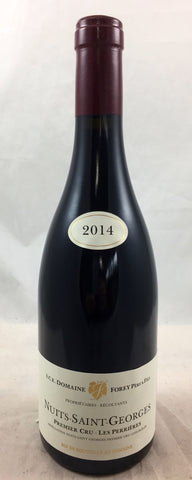 Nuits Saint Georges 1er Cru Perrieres Forey FRANCE BURGUNDY [2014]