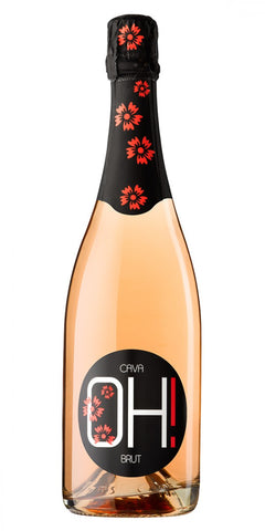 Oh! Cava Brut Rosat Oliveda, Girona SPAIN OTHERS [n.v.]