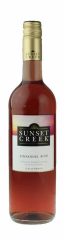 Sunset Creek Zinfandel Rosé California Sunset Creek Zinfandel Rosé California Region [2015]