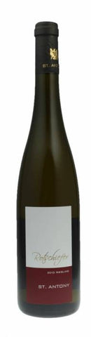 Riesling Rotschiefer Weingut St. Antony Rheinhessen Riesling Rotschiefer Weingut St. Antony Rheinhessen Region [2014]