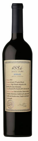 Syrah Estate Grown 1884 Bodegas Escorihuela Syrah Estate Grown 1884 Bodegas Escorihuela Region [2016]