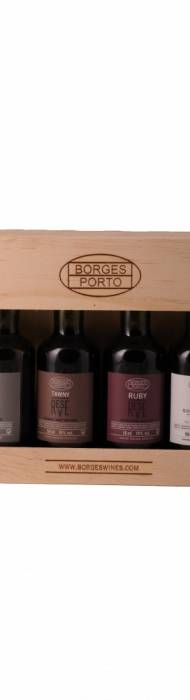 Borges Pack Reserva (R.T.W.10AW) Wooden Giftbox Borges Pack Reserva (R.T.W.10AW) Wooden Giftbox Region [g.j.]