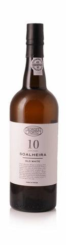 WHITE Soalheira 10 Years Old Borges Porto WHITE Soalheira 10 Years Old Borges Porto Region [g.j.]