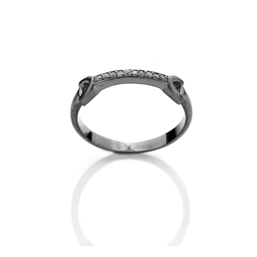 Petit Band ring - Mitos Jewellery