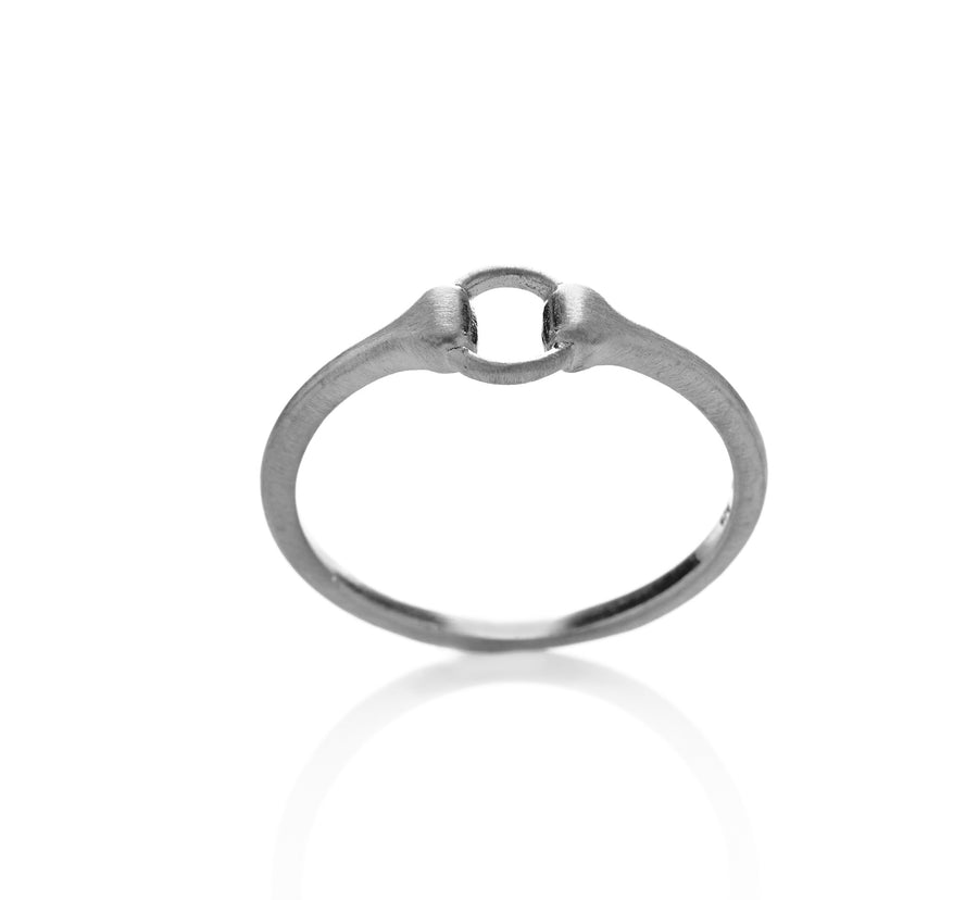 Petit Bit ring - Mitos Jewellery