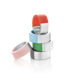 Confetti ring - Mitos Jewellery