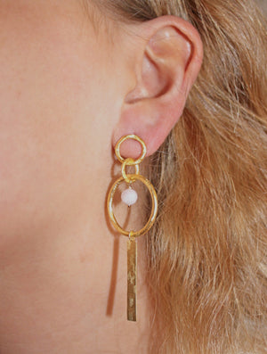 Halo Earring - Mitos Jewellery