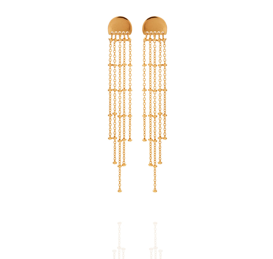 Inti earrings - Mitos Jewellery