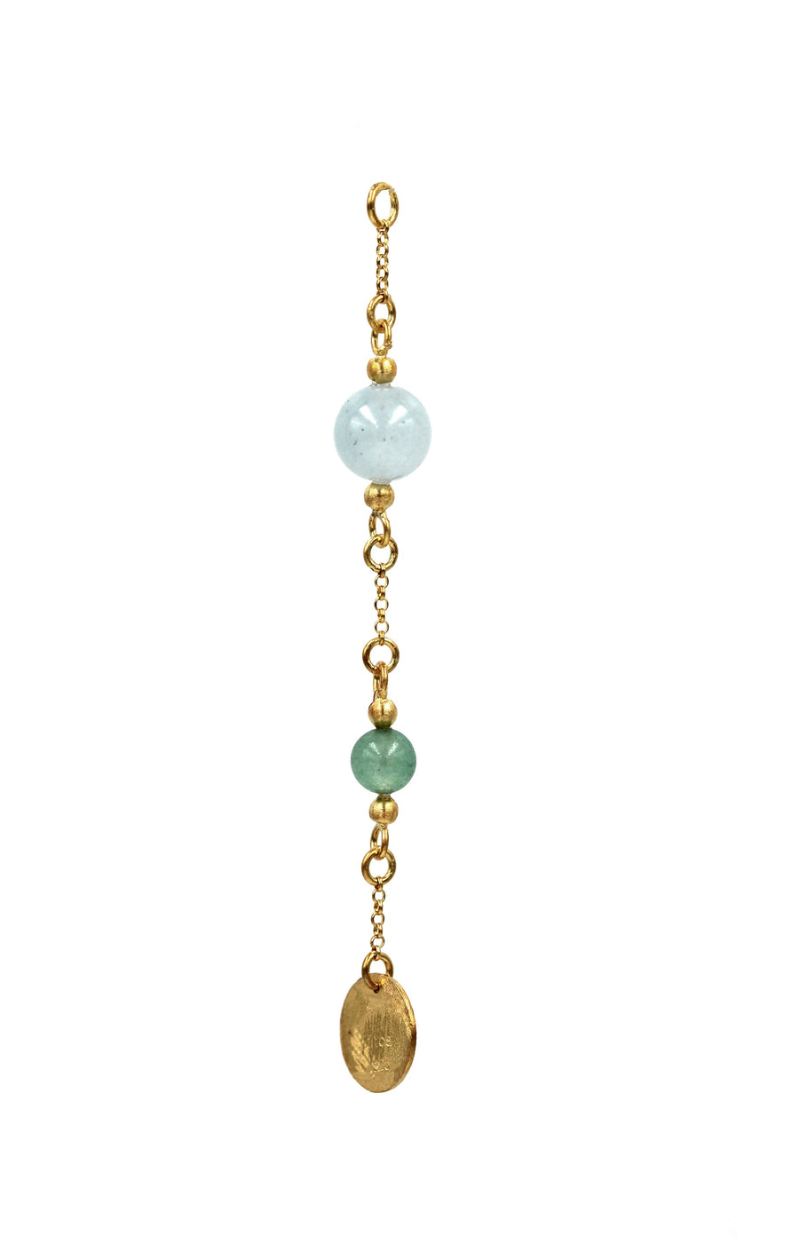Gemstones earrings Accessories - Mitos Jewellery