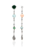 Gemstones earrings Accessories
