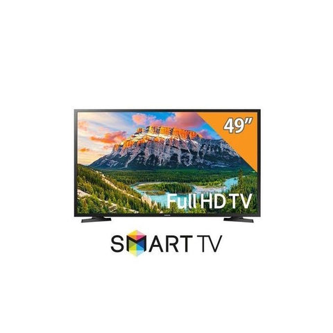 Monitor UA49N5300 - 49-inch Full HD Smart TV With Built-In Receiver