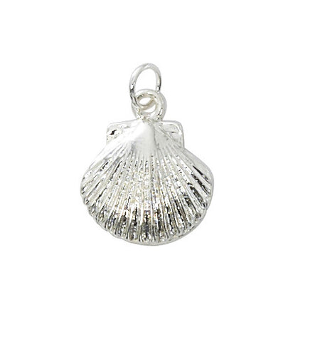 Scallop Shell Charm CH308