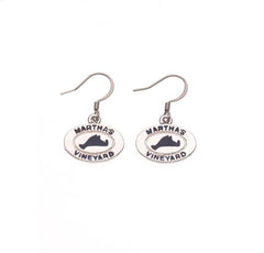 Martha's Vineyard Epoxy Drop Earring