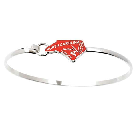 North Carolina State Bracelet