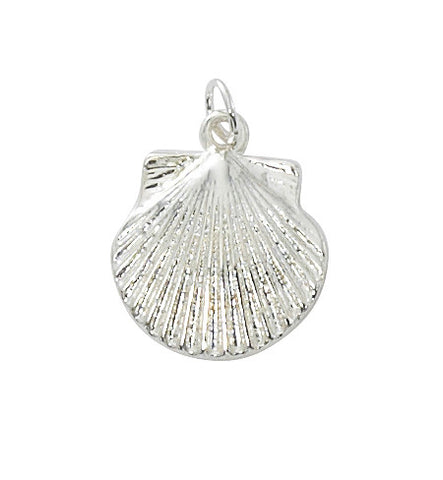 Scallop Shell Charm CH301