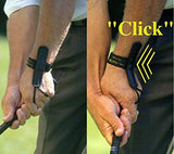 Professional Wrist Over Glove Golf Swing Training Aid