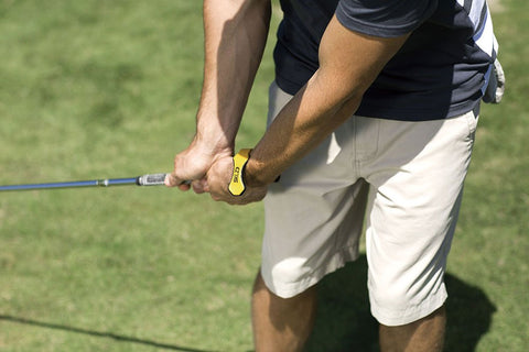 Hinge Helper Golf Swing Trainer - IMPROVE SWING MECHANICS