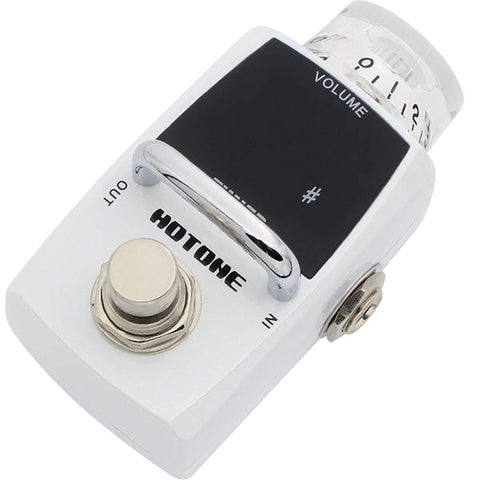 Smart Tiny Tuner LED Guitar Pedal Tuner