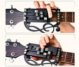 Adjustable guitar automatic chord instrument