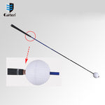 Speed Whoosh Golf Swing Trainer with Training Grip