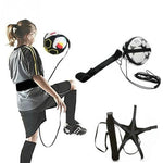 Soccer Training Sports Assistance Adjustable Football Trainer