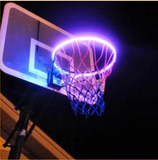 Basketball Hoop -Activated LED Strip Light -7 Flash Modes
