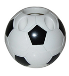 Football forme outil fournitures stylo porte-crayons Football