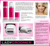LADYGROOMER PRIVATE GROOMER for the lady's bikini area, Ultra-Sensitive