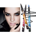 4 Colors Black 36H Eyeliner Pencil Quick Dry