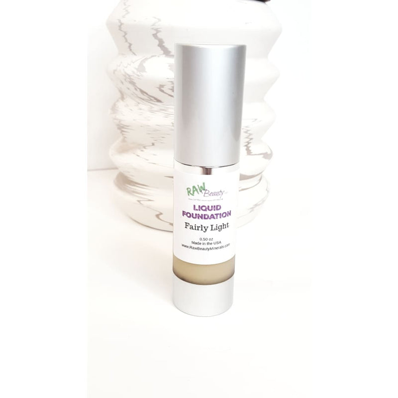 Beauty Liquid Foundation | Raw Beauty Minerals | Vegan BB Cream - Beauty - Womens - Cosmetics