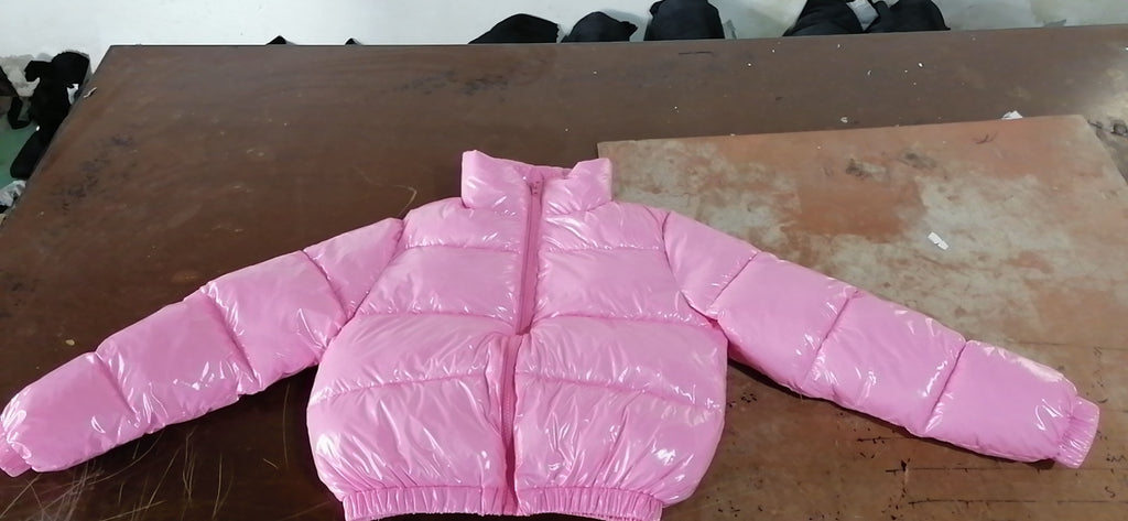 'Riley' Warm Bubble Coat