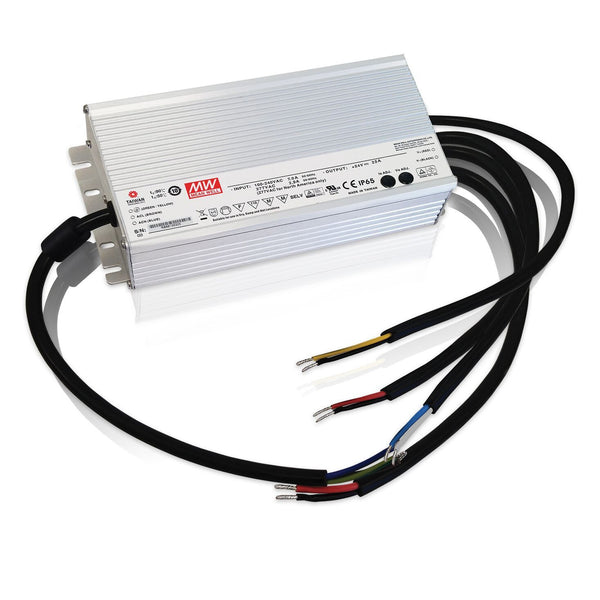 Mean Well 600W 24V LED Driver by Lumilum